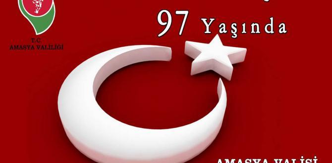 VALİMİZ DR. OSMAN VAROL'UN İSTİKLAL MARŞIMIZIN KABULÜNÜN 97. YILDÖNÜMÜ KUTLAMA MESAJI