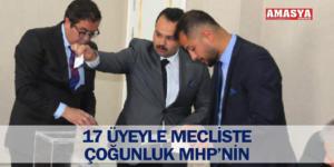 17 ÜYEYLE MECLİSTE ÇOĞUNLUK MHP'NİN