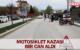 MOTOSİKLET KAZASI BİR CAN ALDI