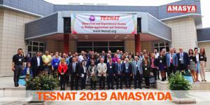 TESNAT 2019 AMASYA'DA