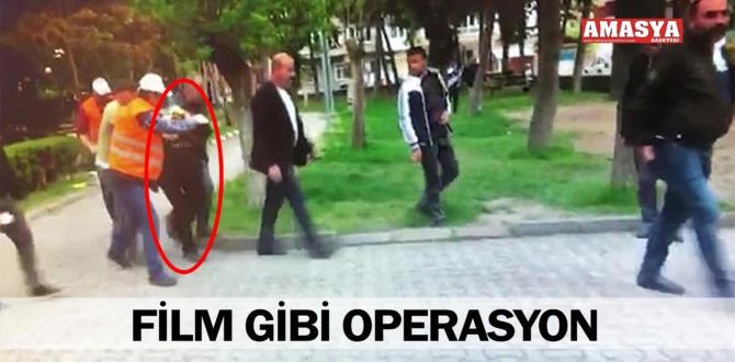 FİLM GİBİ OPERASYON