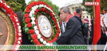 AMASYA BAROSU SAMSUN'DAYDI