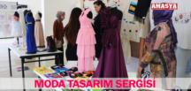 MODA TASARIM SERGİSİ
