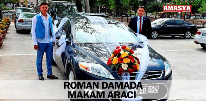 ROMAN DAMADA MAKAM ARACI