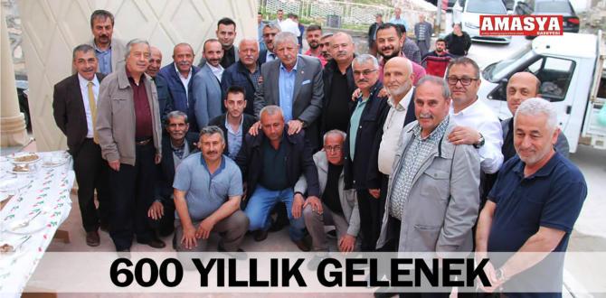 600 YILLIK GELENEK