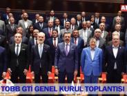 TOBB GTİ GENEL KURUL TOPLANTISI
