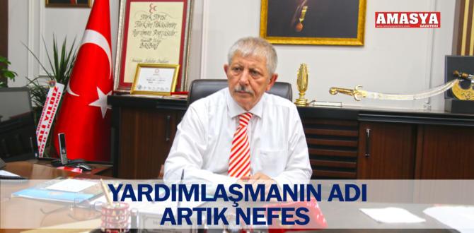 YARDIMLAŞMANIN ADI ARTIK NEFES