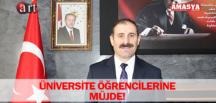 ÜNİVERSİTE ÖĞRENCİLERİNE MÜJDE!