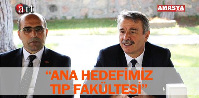 """""""ANA HEDEFİMİZ TIP FAKÜLTESİ"""""""