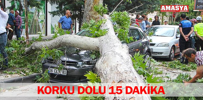 KORKU DOLU 15 DAKİKA