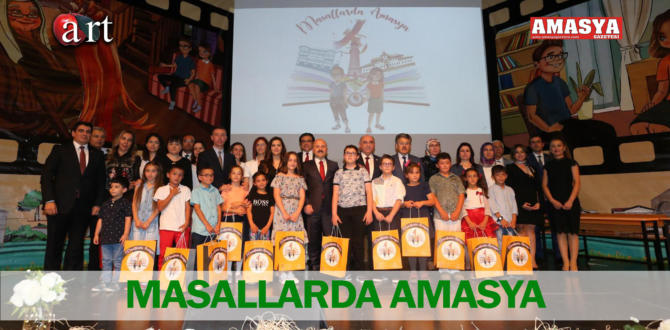 MASALLARDA AMASYA