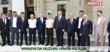 """""""AMASYA'DA HUZURU HÂKİM KILALIM."""""""