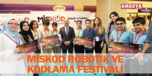 MİSKOD ROBOTİK VE KODLAMA FESTİVALİ
