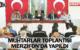MUHTARLAR TOPLANTISI MERZİFON'DA YAPILDI