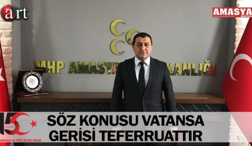 SÖZ KONUSU VATANSA GERİSİ TEFERRUATTIR