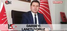 DARBEYİ LANETLİYORUZ