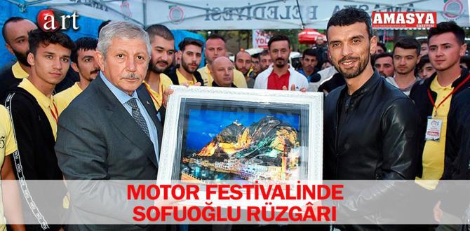 MOTOR FESTİVALİNDE SOFUOĞLU RÜZGÂRI