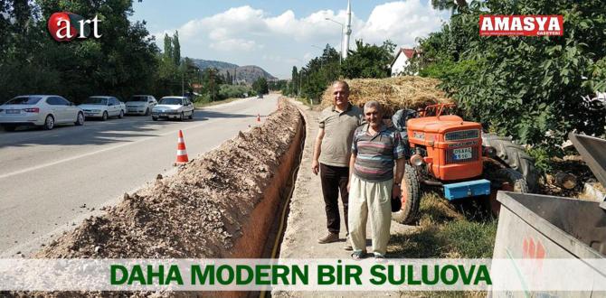 DAHA MODERN BİR SULUOVA