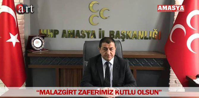 """MALAZGİRT ZAFERİMİZ KUTLU OLSUN"""