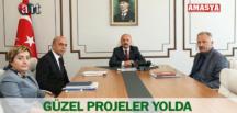 GÜZEL PROJELER YOLDA
