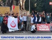 TÜRKİYE'DE TEKRAR 12 EYLÜL'LER OLMASIN