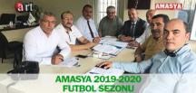 AMASYA 2019-2020 FUTBOL SEZONU