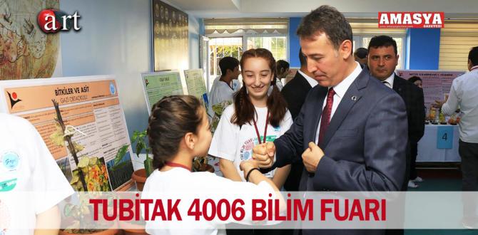 TUBİTAK 4006 BİLİM FUARI