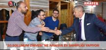 """""""10.SOLUNUM ZİRVESİ""""ne AMASYA EV SAHİPLİĞİ YAPIYOR"""