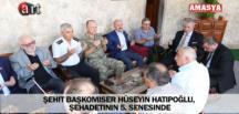 ŞEHİT BAŞKOMİSER HÜSEYİN HATİPOĞLU, ŞEHADETİNİN 5. SENESİNDE