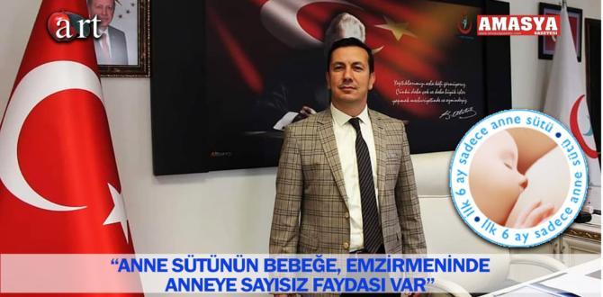 """""""ANNE SÜTÜNÜN BEBEĞE, EMZİRMENİNDE ANNEYE SAYISIZ FAYDASI VAR"""""""