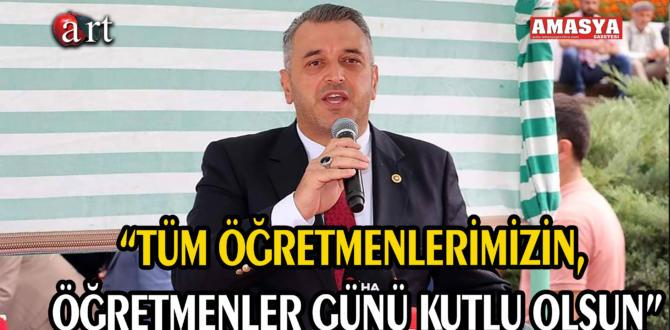 """""""TÜM ÖĞRETMENLERİMİZİN, ÖĞRETMENLER GÜNÜ KUTLU OLSUN"""""""