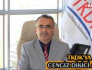 TKDK'YA CENGİZ DİKİCİ ATANDI