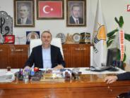 GAZETEMİZDEN AMASYA AK PARTİ İL BAŞKANI'NA ZİYARET