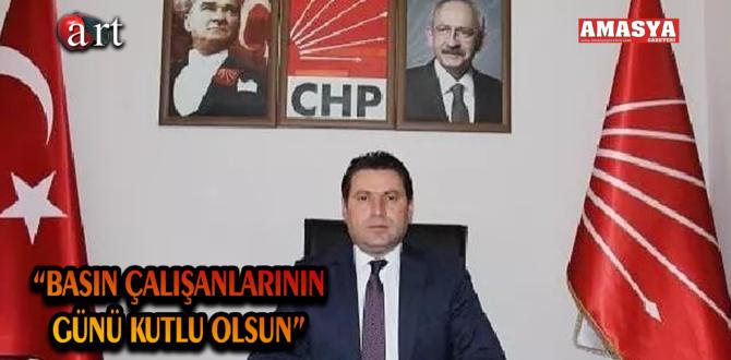 """""""BASIN ÇALIŞANLARININ GÜNÜ KUTLU OLSUN"""""""