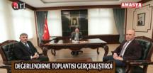 DEĞERLENDİRME TOPLANTISI GERÇEKLEŞTİRDİ