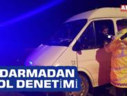 JANDARMADAN ALKOL DENETİMİ