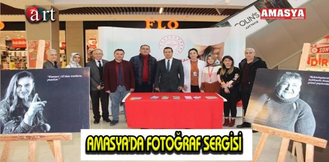 AMASYA'DA FOTOĞRAF SERGİSİ