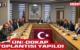 ÜNİ-DOKAP TOPLANTISI YAPILDI