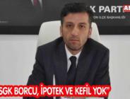"""""""VERGİ, SGK BORCU, İPOTEK VE KEFİL YOK"""""""