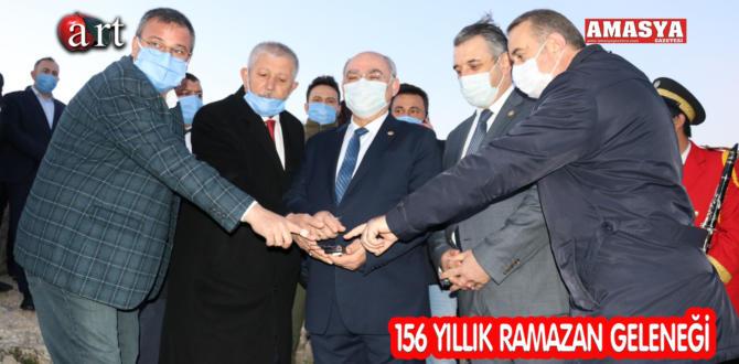 156 YILLIK RAMAZAN GELENEĞİ