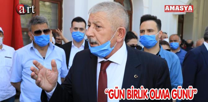 """GÜN BİRLİK OLMA GÜNÜ"""