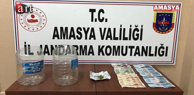 JANDARMA KOMUTANLIĞINDAN BONZAİ SATICILARINA BASKIN