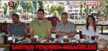 SARI'NIN FENOMEN MİSAFİRLERİ